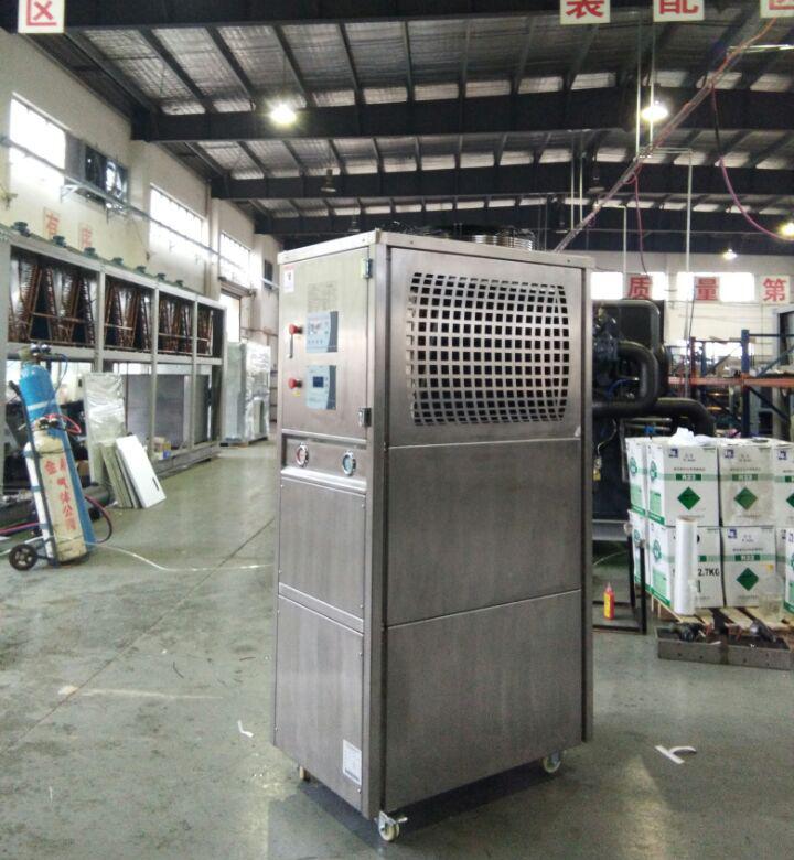 风冷式冷热一体制冷制热机组