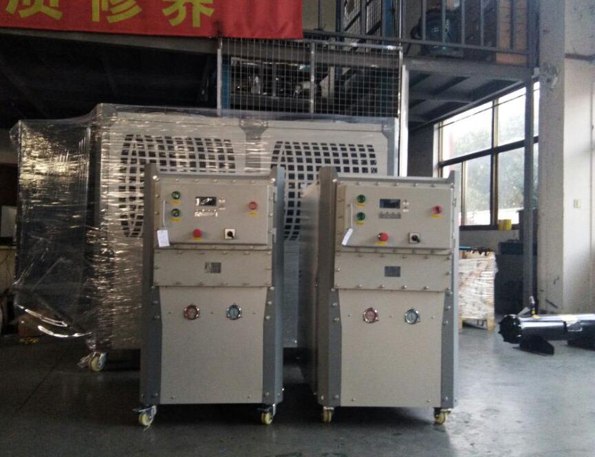 水冷式冷热一体制冷制热机组