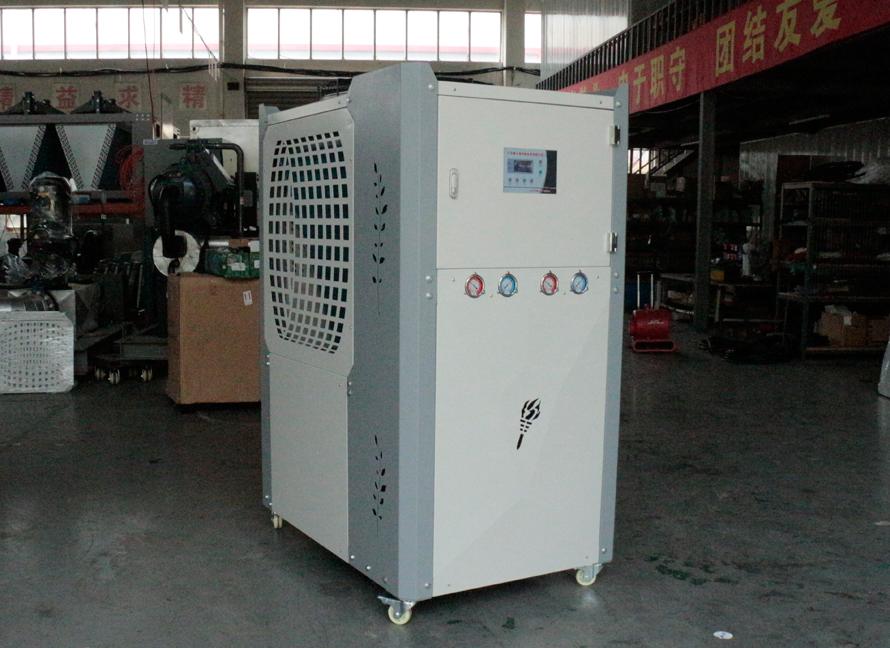 风冷式油冷机