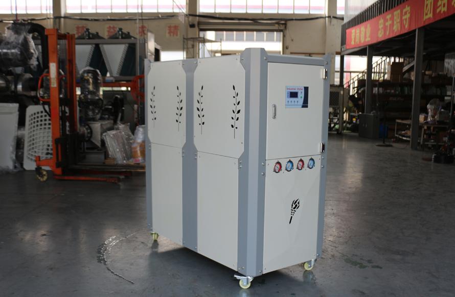 10P水冷式工业冷水机