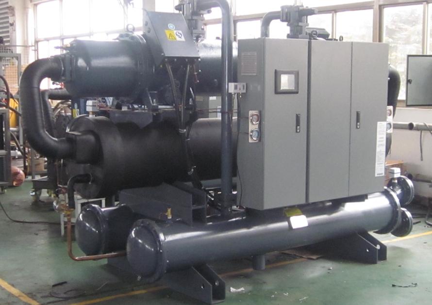 240P水冷螺杆式制冷机组