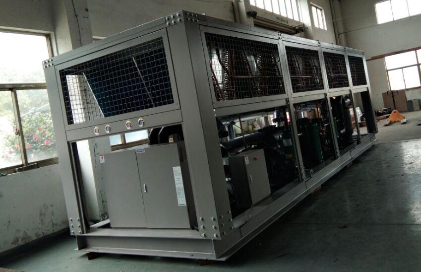 风冷螺杆式低温油冷却机组