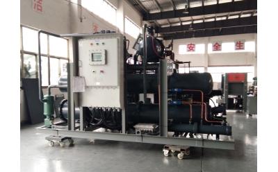 防爆复叠式低温制冷机组