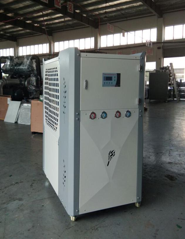 10P风冷式工业冷水机