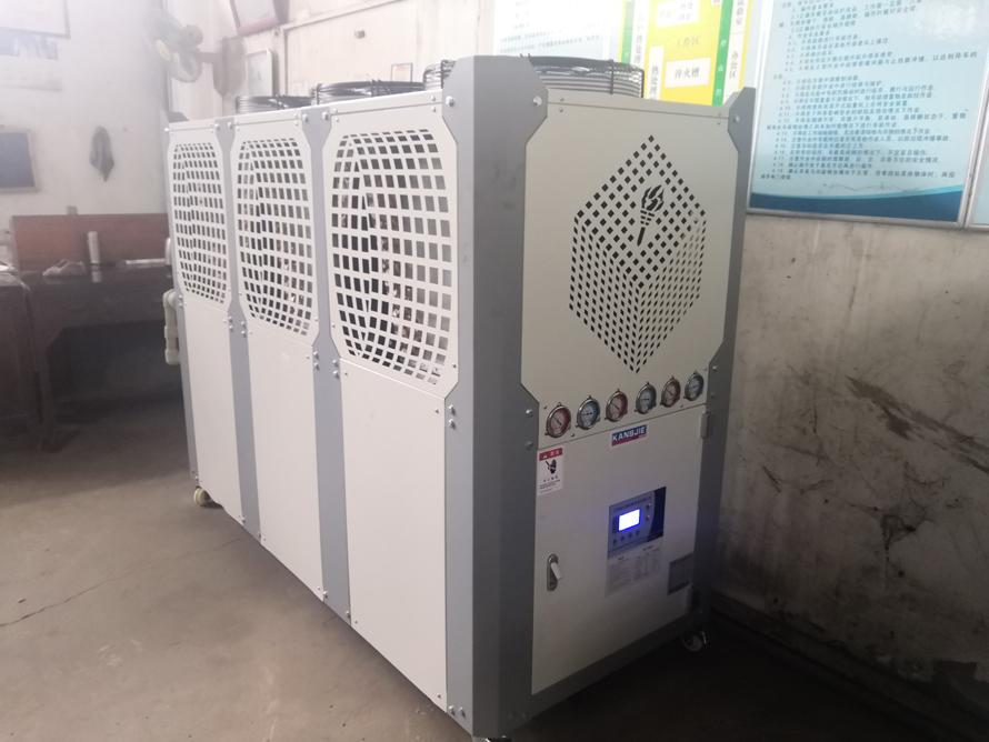 电镀冷水机使用现场案例