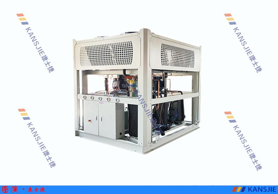 复叠式风冷制冷机组