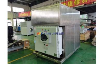 组合化学冷源热源恒温控制系统