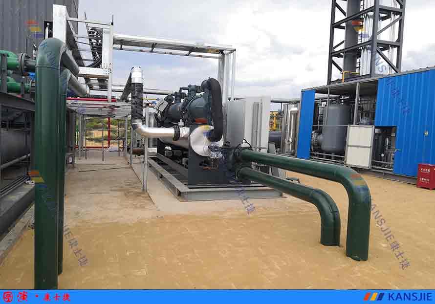 螺杆式制冷机组安装选用专业安装厂家的重要性