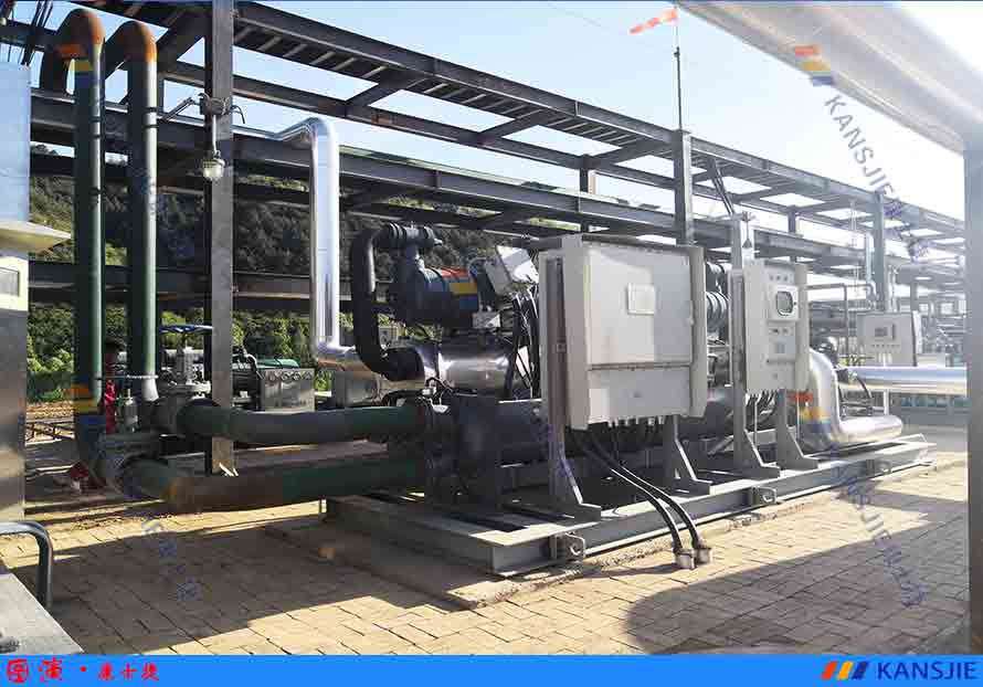合肥制冷机组在化学工业应用