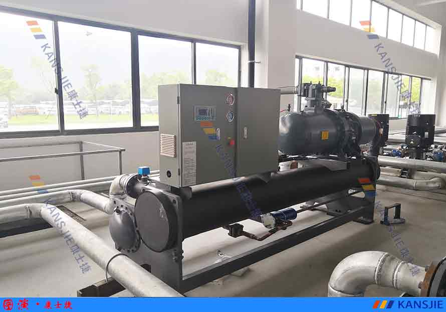 工业用螺杆式冷水机系列产品选型应考虑的因素