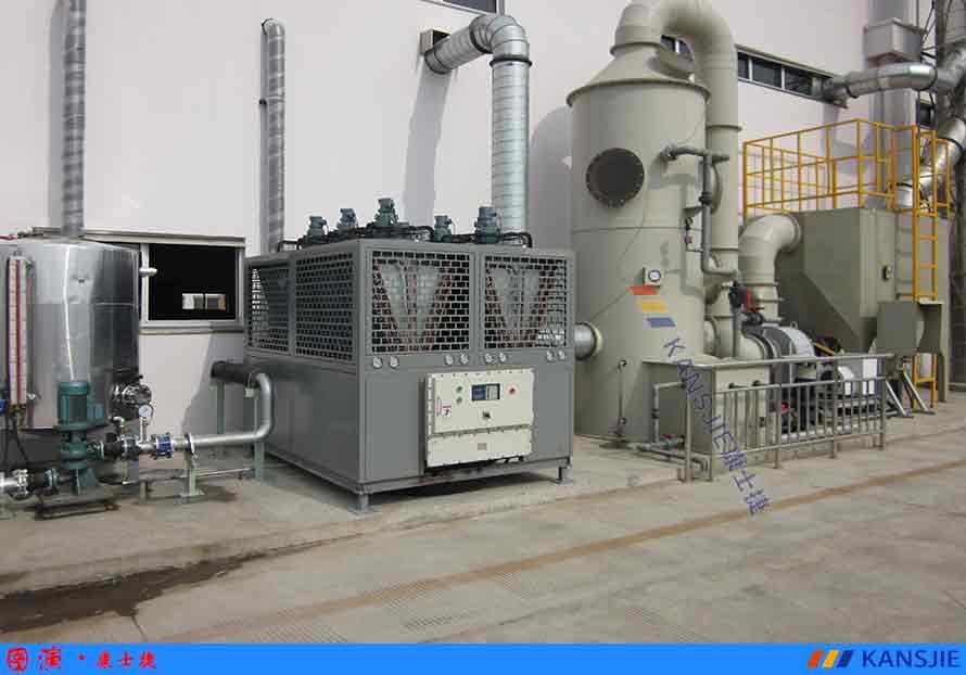 南昌制冷机组系列产品在工业中的应用