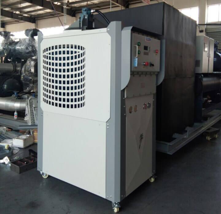 低温工业冰水机价格