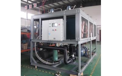 化工厂用制冷机组