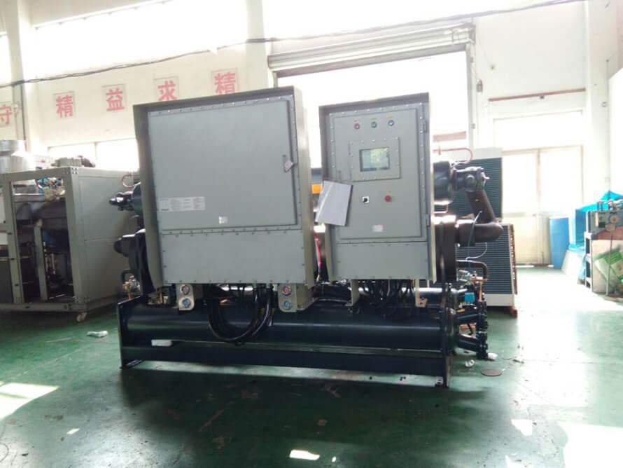 化工反应釜冷水机应用案例