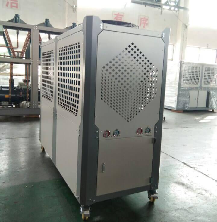 工业冷水机选型要考虑的因素