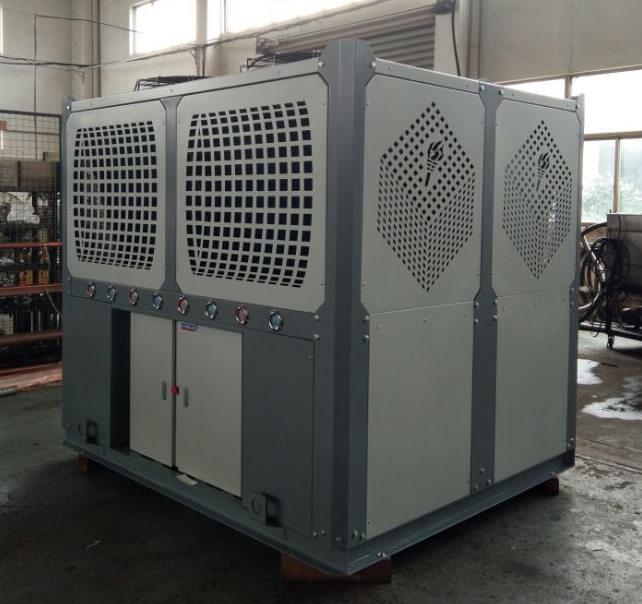 风冷式水冷式制冷机组组成与区别