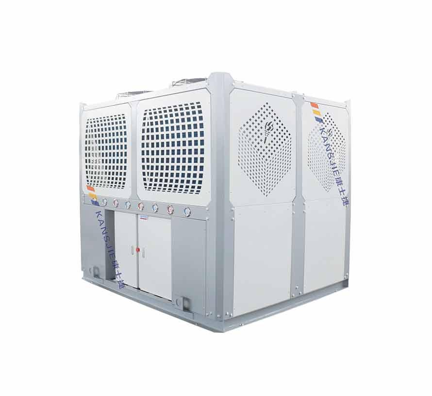 印刷机冷水控温冰水机组