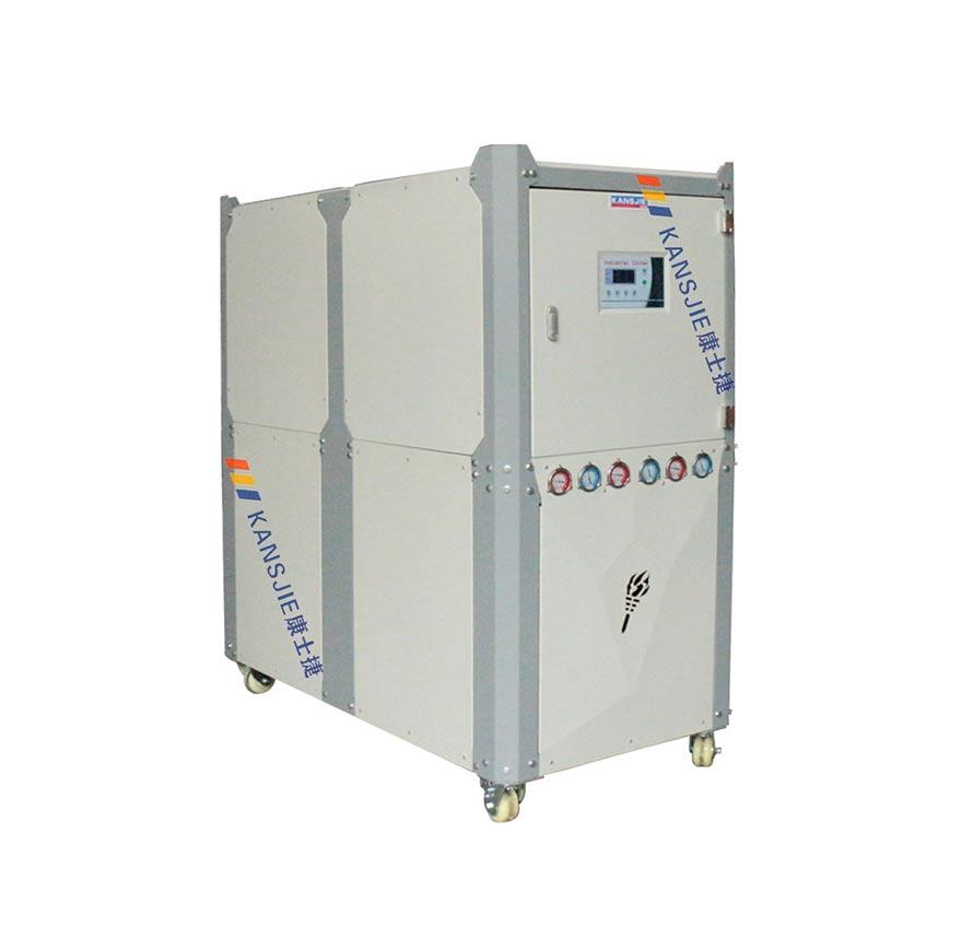电镀冰水控温冷冻机组