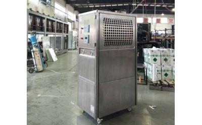 食品行业用不锈钢风冷式制冷加热一体机组