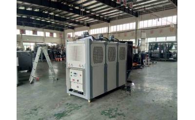 化工反应釜低温冷水机