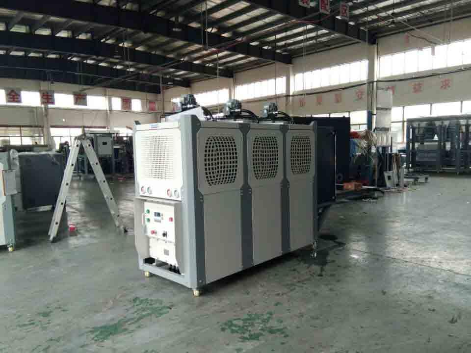 风冷式低温工业冷水机组