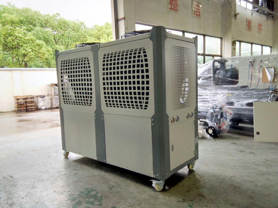 液压油控温油冷机