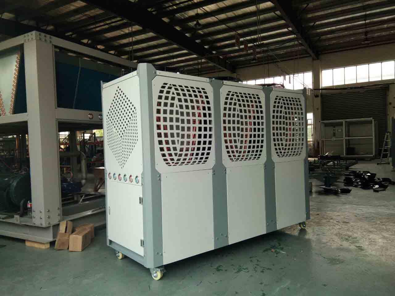 中频炉冷水机
