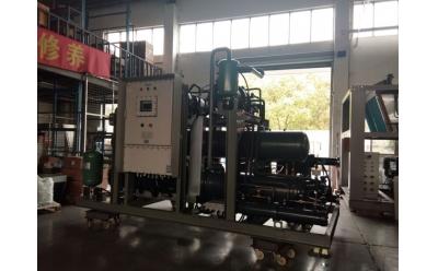 化工低温螺杆式制冷机组